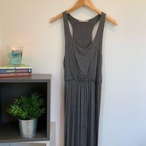 Grey Maxi Dress   Rolla Coster